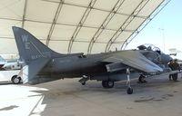164154 @ KNJK - BAe / McDonnell Douglas AV-8B Harrier II of the USMC at the 2011 airshow at El Centro NAS, CA