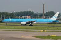 PH-BVA @ EHAM - KLM Royal Dutch Airlines - by Chris Hall