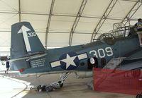 N53503 @ KNJK - Grumman (General Motors) TBM-3E Avenger at the 2011 airshow at El Centro NAS, CA - by Ingo Warnecke