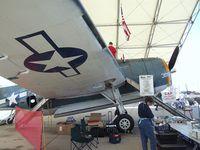 N53503 @ KNJK - Grumman (General Motors) TBM-3E Avenger at the 2011 airshow at El Centro NAS, CA