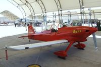 N126KP @ KNJK - Vans (Shiner) RV-3 at the 2011 airshow at El Centro NAS, CA - by Ingo Warnecke