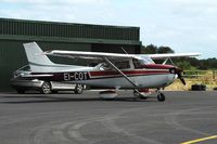 EI-COT @ EIAB - Parked on the main apron at Abbeyshrule. - by Noel Kearney