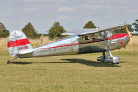 N3651V - Guest at the 80th Anniversary De Havilland Moth Club International Rally at Belvoir Castle , United Kingdom