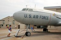 55-0295 @ DOV - 1955 Convair C-131D Samaritan at the Air Mobility Command Museum, Dover AFB, DE - by scotch-canadian