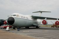 61-2775 @ DOV - 1961 Lockheed C-141A Starlifter at the Air Mobility Command Museum, Dover AFB, Dover, DE - by scotch-canadian