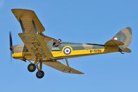 G-APAP - Participant at the 80th Anniversary De Havilland Moth Club International Rally at Belvoir Castle , United Kingdom