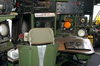 53-230 @ DOV - Boeing KC-97L Stratotanker Navigator Position at the Air Mobility Command Museum, Dover AFB, Dover, DE - by scotch-canadian
