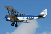 G-AZZZ - Participant at the 80th Anniversary De Havilland Moth Club International Rally at Belvoir Castle , United Kingdom