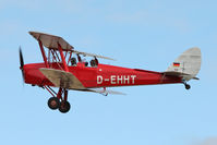 D-EHHT - Participant at the 80th Anniversary De Havilland Moth Club International Rally at Belvoir Castle , United Kingdom