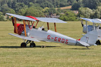 G-ERDS - Participant at the 80th Anniversary De Havilland Moth Club International Rally at Belvoir Castle , United Kingdom