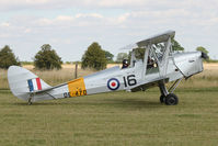 G-ANMY - Participant at the 80th Anniversary De Havilland Moth Club International Rally at Belvoir Castle , United Kingdom