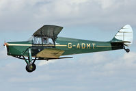 G-ADMT - Participant at the 80th Anniversary De Havilland Moth Club International Rally at Belvoir Castle , United Kingdom