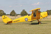 G-APAL - Participant at the 80th Anniversary De Havilland Moth Club International Rally at Belvoir Castle , United Kingdom