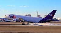 N722FD - A306 - FedEx