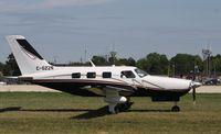 C-GZZR @ KOSH - Piper PA-46-350P - by Mark Pasqualino