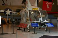 62-4532 @ DOV - Kaman HH-43B Huskie Helicopter at the Air Mobility Command Museum, Dover AFB, DE - by scotch-canadian