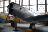 42-88708 @ WWD - Vultee BT-13 at the Naval Air Station Wildwood Aviation Museum, Cape May County Airport, Wildwood, NJ - by scotch-canadian