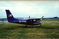 PH-PNA @ EGSU - Visitor at Duxford - by Jan Bekker