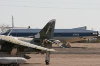 N4NA @ PIMA - Taken at Pima Air and Space Museum, in March 2011 whilst on an Aeroprint Aviation tour - located in the storage area - by Steve Staunton