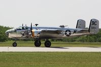 N3774 @ KGLR - Yankee Warrior at 2011 Wings Over Gaylord Air Show - by Mel II