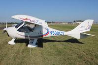 N530CT @ FLD - 2006 Flight Design Gmbh CTSW, c/n: 06-11-12 at Fond Du Lac