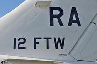 93-0630 @ OSH - Raytheon T-1A Jayhawk, c/n: TT-87 at 2011 Oshkosh - by Terry Fletcher