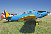 N61013 @ OSH - 1944 Fairchild M-62A, c/n: T43-7240  ex USAF 42-83653 at 2011 Oshkosh