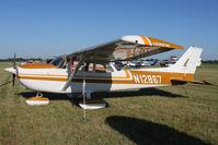 N12867 @ FLD - 1973 Cessna 172M, c/n: 17262326 at Fond Du Lac