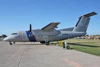 N805MR @ OSH - Bombardier DHC-8-202, c/n: 655 at 2011 Oshkosh - by Terry Fletcher