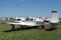 N100BH @ KOSH - EAA AirVenture 2011 - by Kreg Anderson