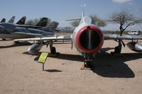 822 @ PIMA - Taken at Pima Air and Space Museum, in March 2011 whilst on an Aeroprint Aviation tour - by Steve Staunton
