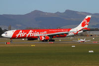 9M-XXB @ NZCH - at the end of its KUL-CHC flight - by Bill Mallinson