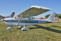 N35661 @ OSH - 1968 Cessna 172I, c/n: 17256889 at 2011 Oshkosh