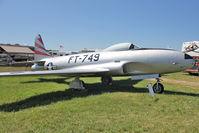 N80PP @ OSH - Lockheed F-80-C-10, c/n: 48-868 at 2011 Oshkosh