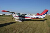 N21085 @ FLD - 1972 Cessna 182P, c/n: 18261402 at Fond Du Lac