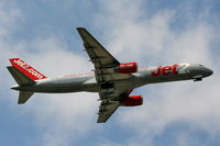 G-LSAA @ EGCC - Jet2. - by Chris Hall