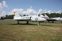 56-0451 @ MTC - F-106A - by Florida Metal