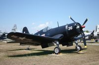 92085 @ MTC - FG-1D Corsair - by Florida Metal