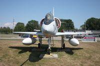 142761 @ MTC - A-4 Skyhawk - by Florida Metal