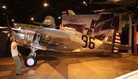 38-0001 @ FFO - Curtiss P-36 Hawk