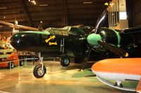 43-8353 @ FFO - Despite using a tripod, it was so dark in the museum this one blurred on me.