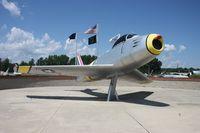 49-1095 @ MTC - F-86A with false serials