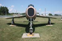 51-1664 @ MTC - F-84F Thunderstreak - by Florida Metal