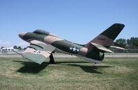 51-1896 @ MTC - RF-84F Thunderflash