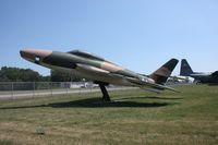 51-1896 @ MTC - RF-84F Thunderflash - by Florida Metal