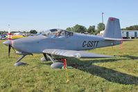 C-GSTT @ OSH - 2011 VANS RV-9A c/n 91494 at 2011 Oshkosh