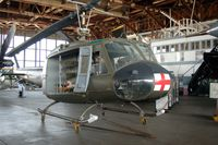 69-15905 @ WWD - 1965 Bell UH-1C Iroquois Helicopter at the Naval Air Station Wildwood Aviation Museum, Cape May County Airport, Wildwood, NJ - by scotch-canadian
