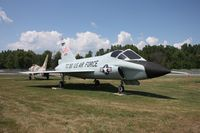 54-1351 @ MTC - F-102A - by Florida Metal