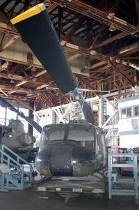 65-9462 @ WWD - 1965 Bell UH-1C Iroquois Helicopter at the Naval Air Station Wildwood Aviation Museum, Cape May County Airport, Wildwood, NJ - by scotch-canadian