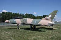 56-3894 @ MTC - F-100F - by Florida Metal